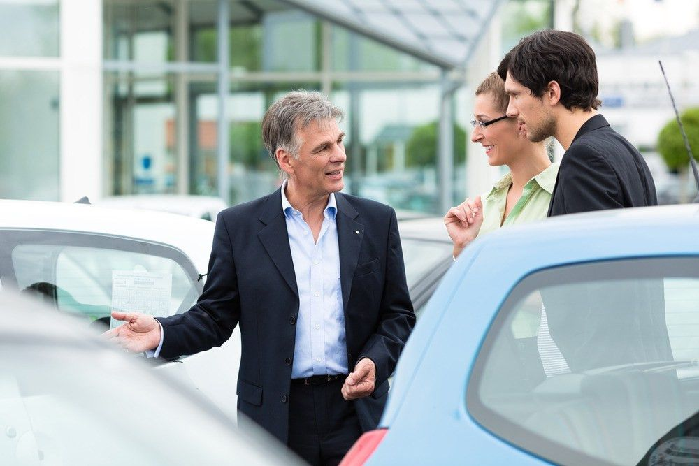 May New-Car Sales Rebound for Most Automakers as Consumers Flock ...