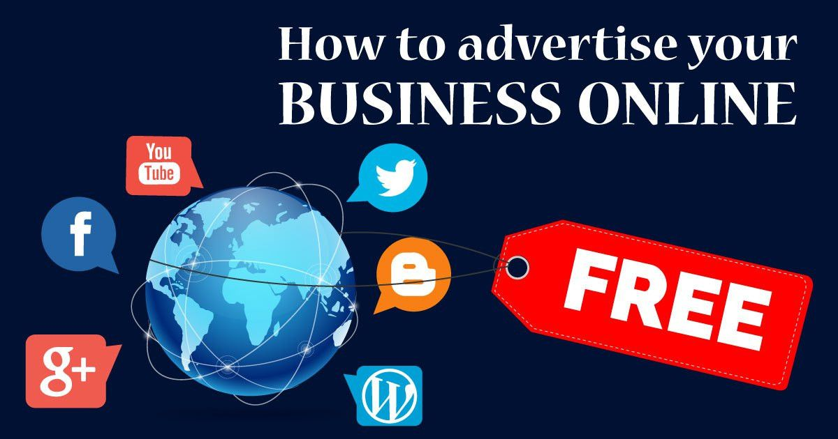 37 websites to advertise free or promote your business online