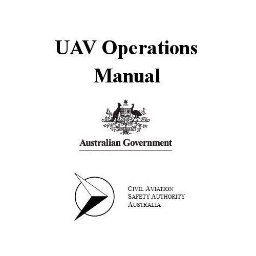CASA UAV Operations Manual Template