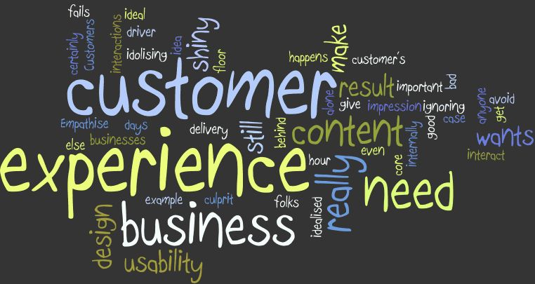 Examples of Customer Experience with these 4 Stories