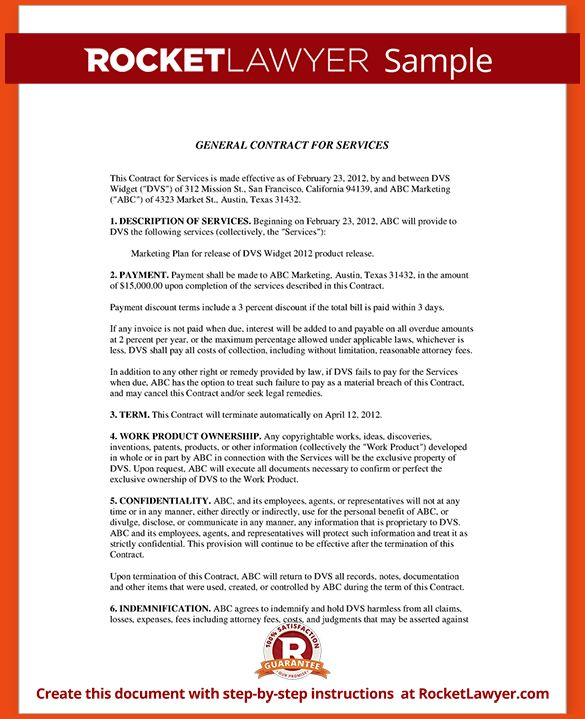 Services Contract Template.it Contract Services.jpg - Sponsorship ...