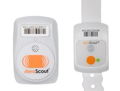 AeroScout and McRoberts Security unveil Wi-Fi RTLS, infant ...