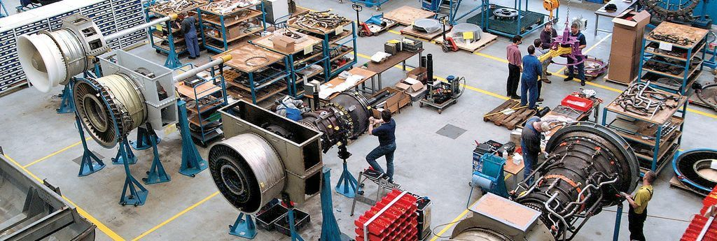Maintenance, Repair & Overhaul - MTU Aero Engines