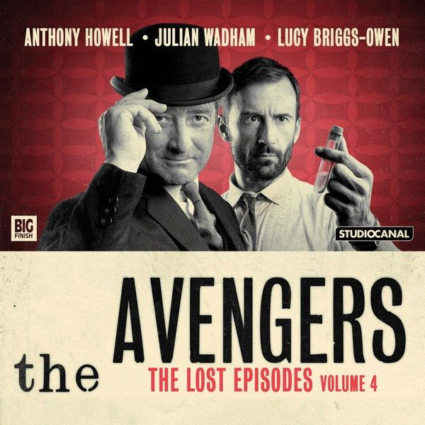 4. The Avengers: The Lost Episodes Volume 04 - The Avengers ...