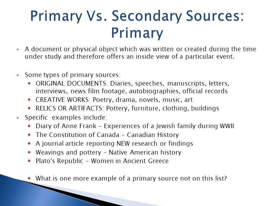 How to: Cite your sources using MLA Format. Create an Annotated ...