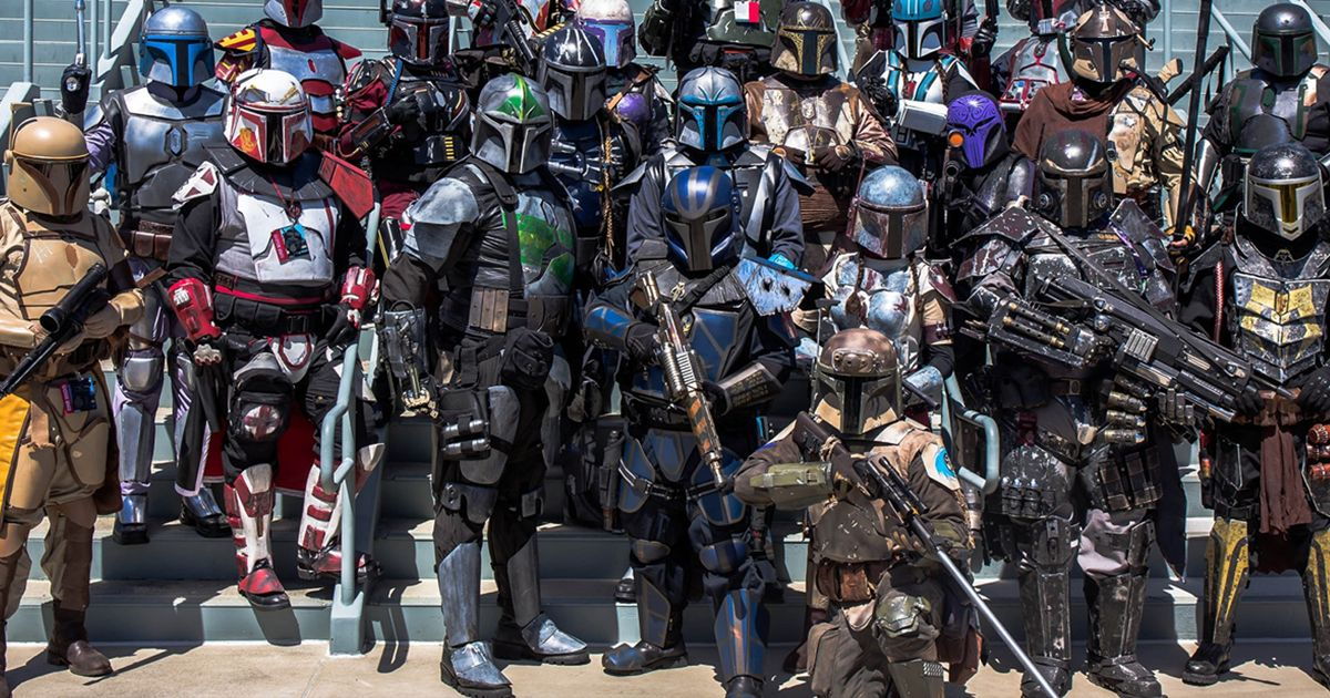 Costume Templates and Tutorials | Mandalorian Mercs Costume Club