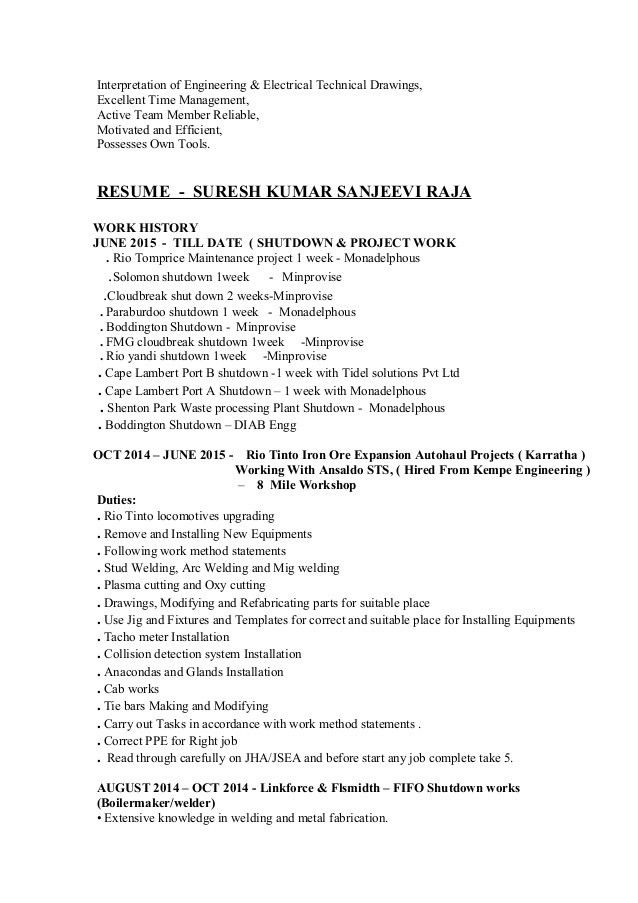 Download Bmw Mechanical Engineer Sample Resume ...