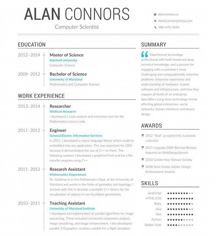 get 20 resume generator ideas on pinterest without signing up - Open Source Resume Builder