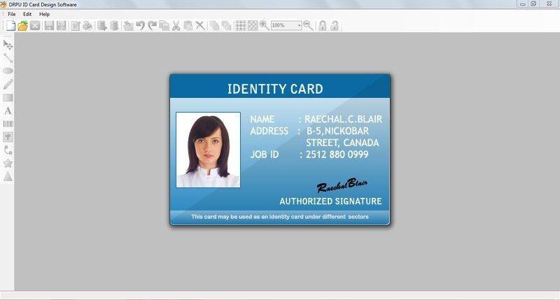 Download ID Cards Designer The best Business software Windows 8 ...
