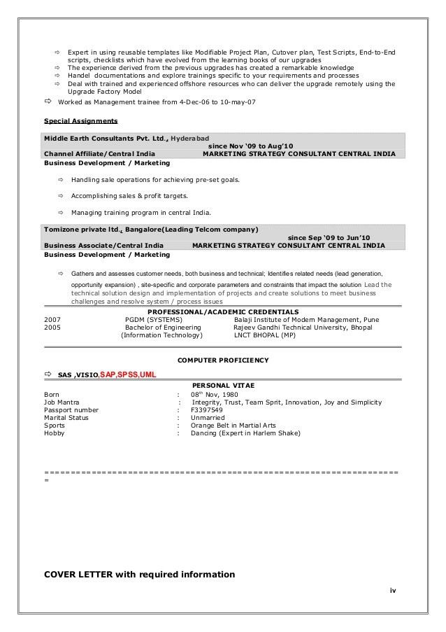 Resume presales 7yrs_exp_vishvasyadav