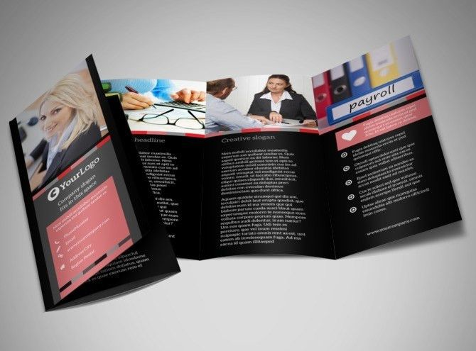 Accounting & Bookkeeping Flyer Template | MyCreativeShop