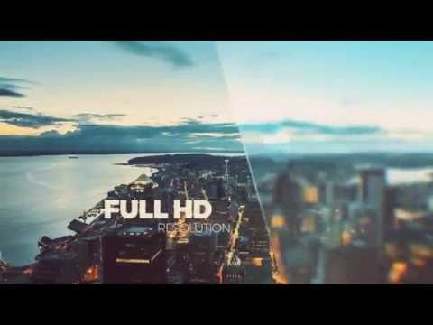 Triangle Motion (Free Download) | After Effects Template - YouTube ...