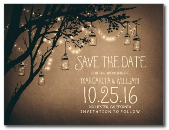 Save The Date Postcard Template – 25+ Free PSD, Vector EPS, AI ...
