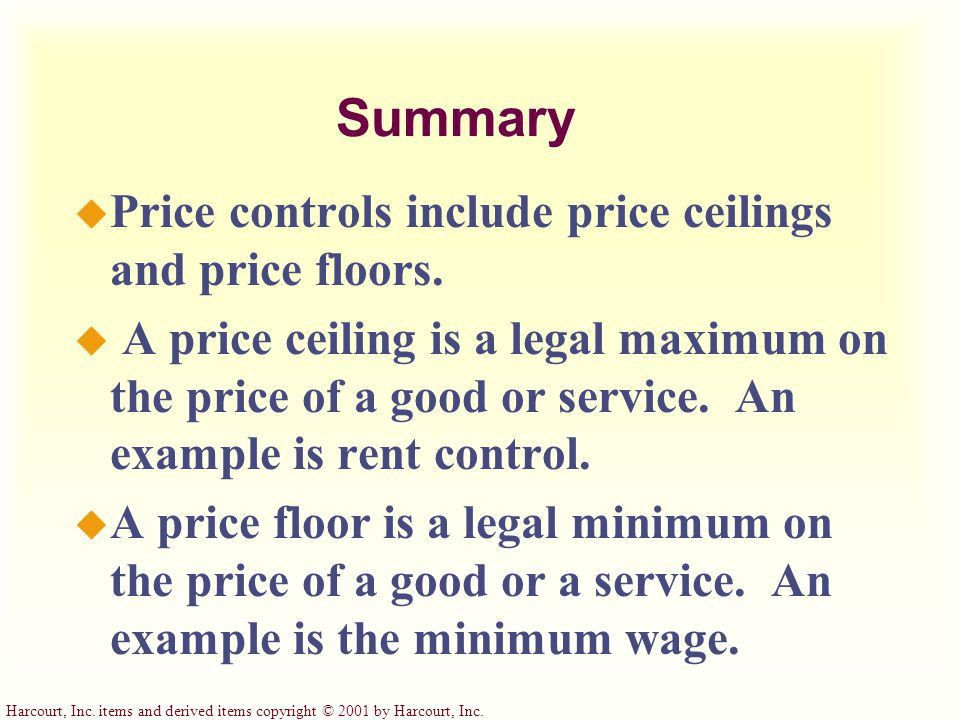 Repealing the Laws of Supply and Demand: Price Controls - ppt ...
