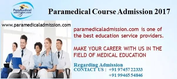 What Are Good Paramedical Course in Kerala? - Quora
