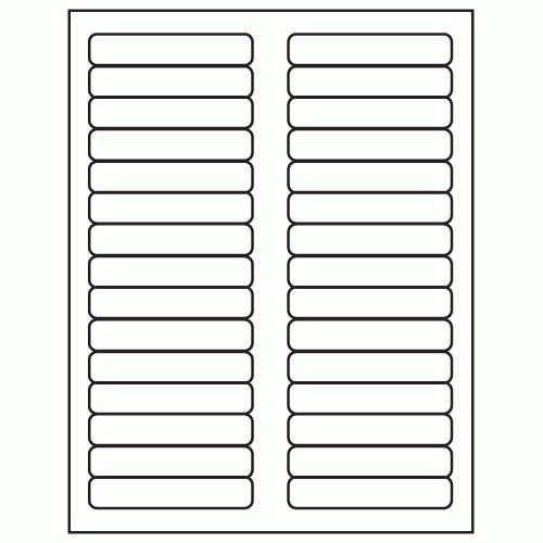 Avery File Labels Template. amazon com avery file folder labels in ...