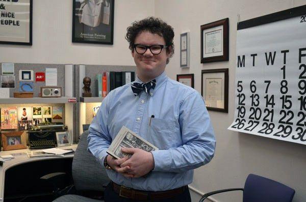 Jason Dean Awarded IMLS-RBS Fellowship for Early Career Librarians ...