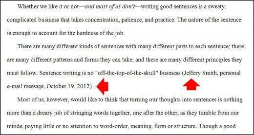 Citing Online Sources in APA Style for Your References Page - 6th ...