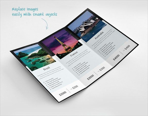 Travel Brochures – 18+ PSD, AI, Vector EPS Format Download | Free ...