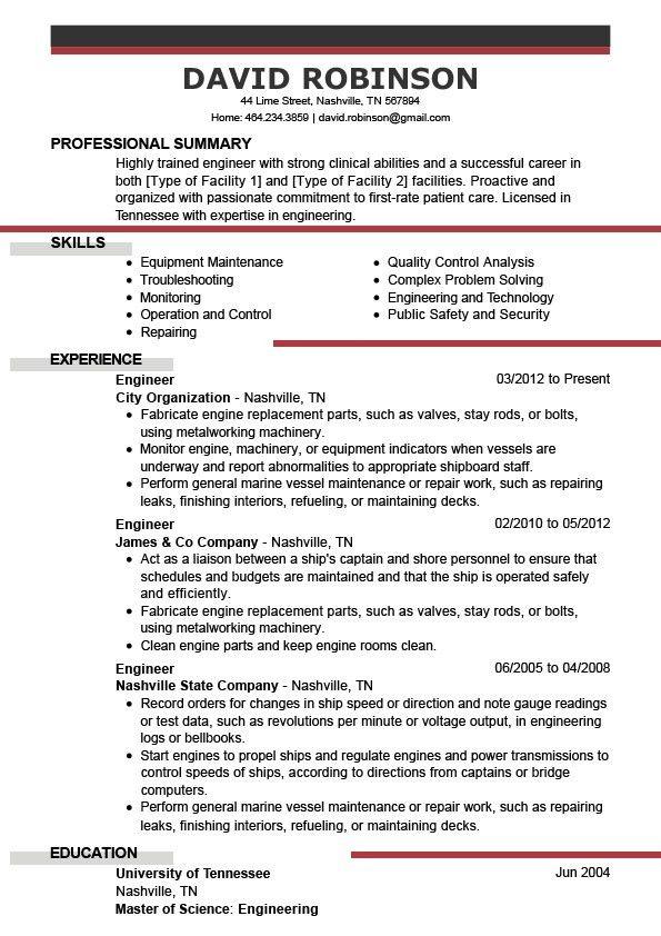 Current Resume Formats Current Resume Format | jennywashere.com