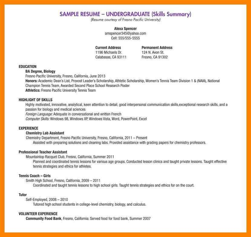 Resume Writing For High School Students Powerpoint. best 25 ...