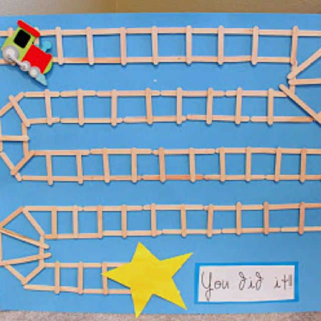 9 Best Images of Train Track Potty Chart - Free Printable Potty ...