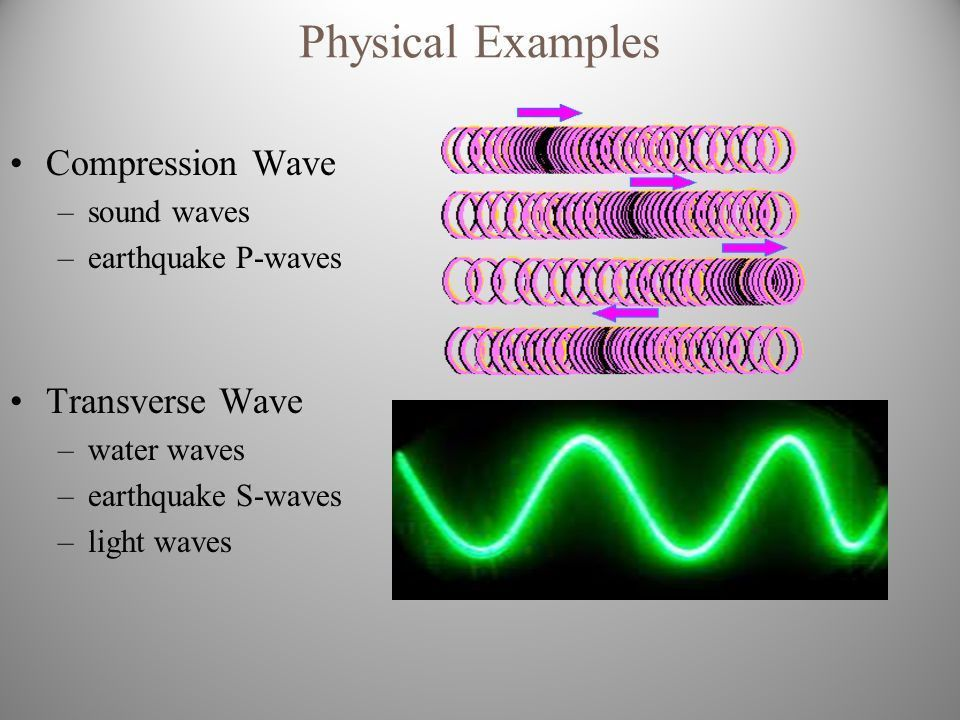 Physical Science Waves - ppt download