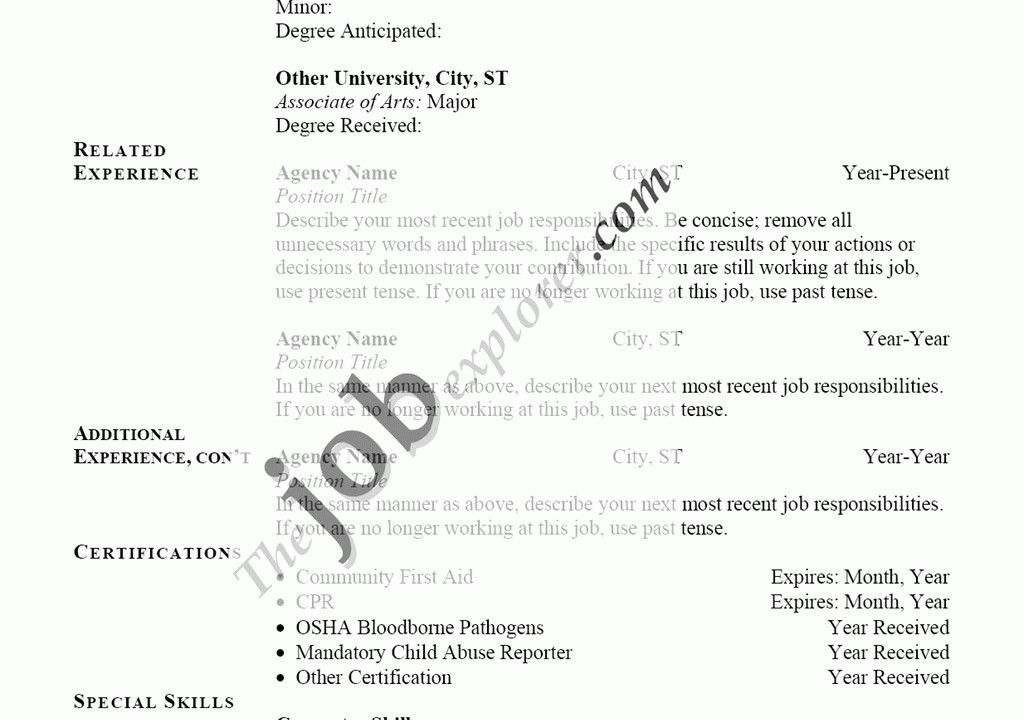 administrative experience resume cover letter sample ...