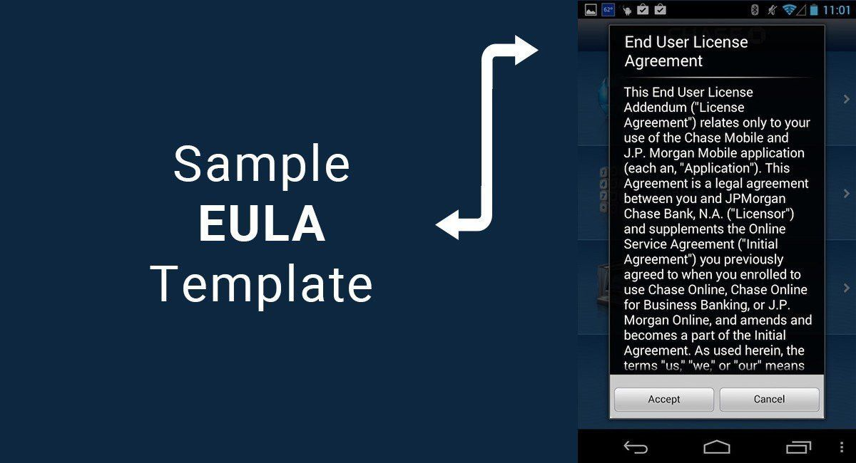 Sample EULA Template - TermsFeed