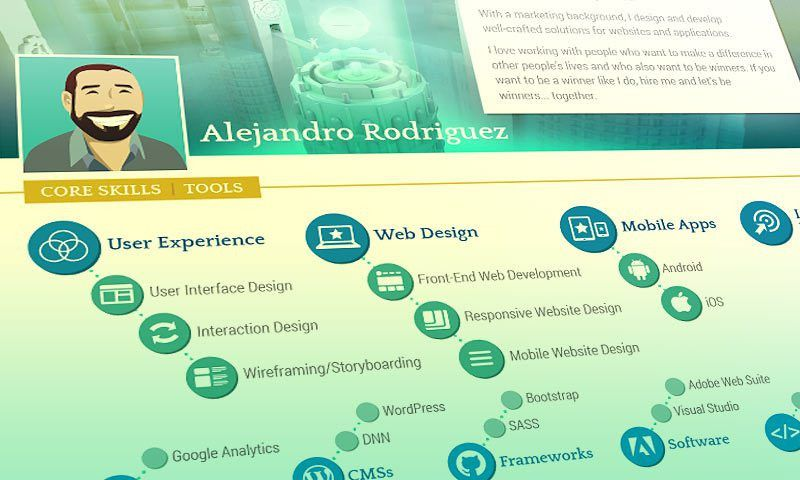 Web Designers: How to Make a Great Resume | Impatient Designer