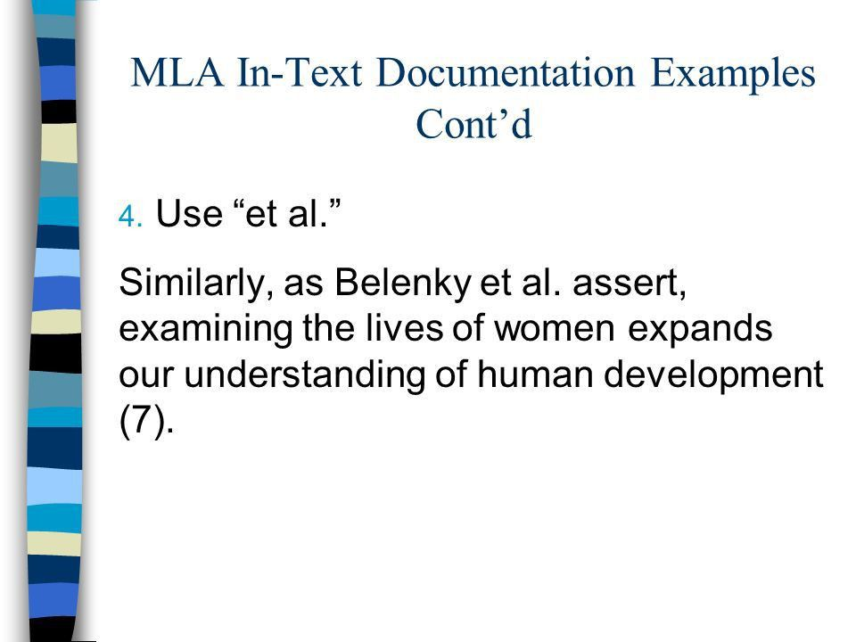 Common Questions and Answers to MLA Citation - ppt download