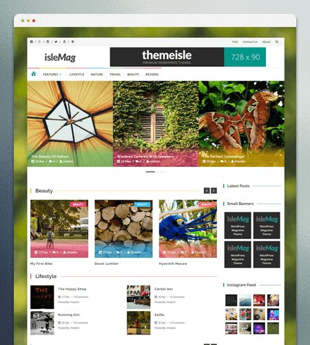 30+ Best Free WordPress Themes 2017: Download @ ThemeIsle
