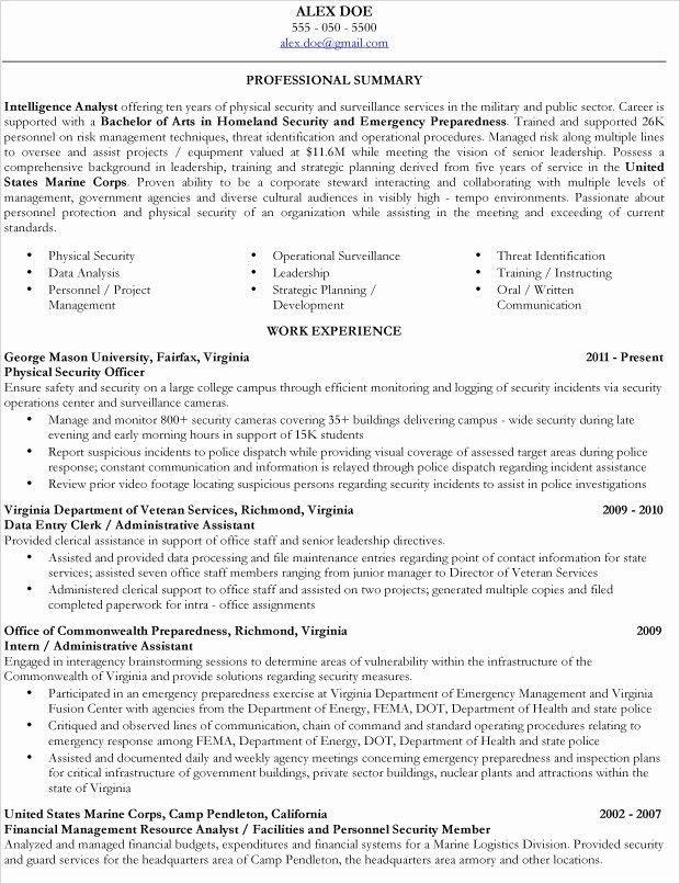 Concierge Resume Template. concierge resume resume example. resume ...