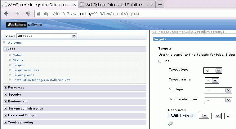 2.6. Utilize Centralized Installation Manager (CIM) in WebSphere ...