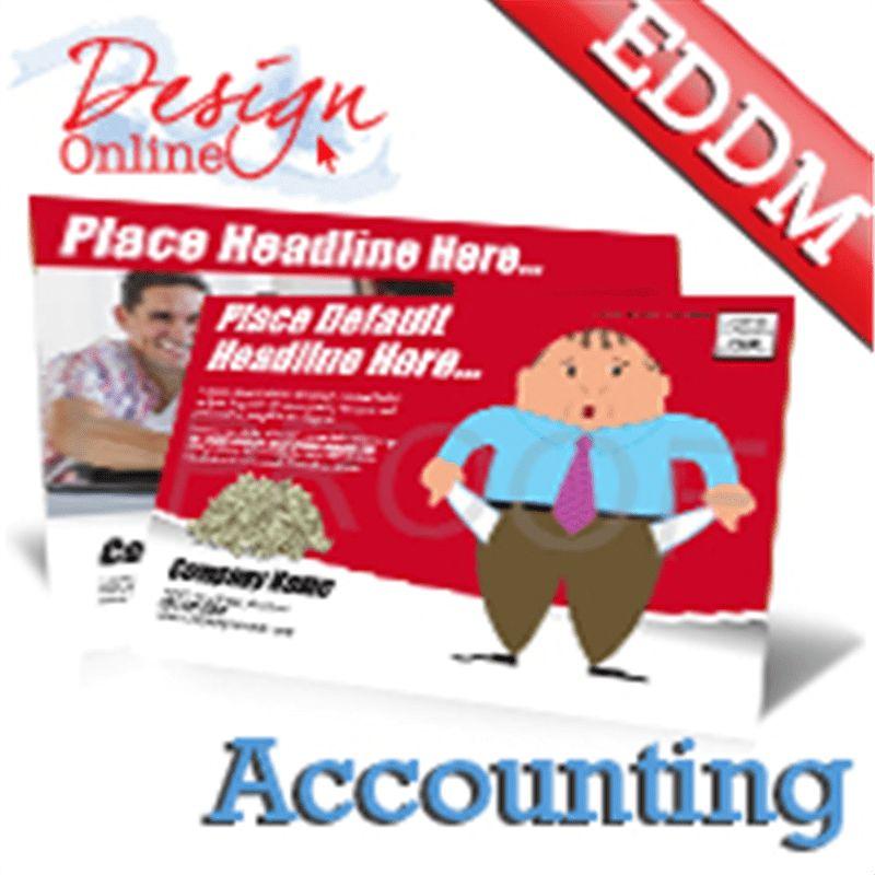 Create EDDM Postcard Online Template