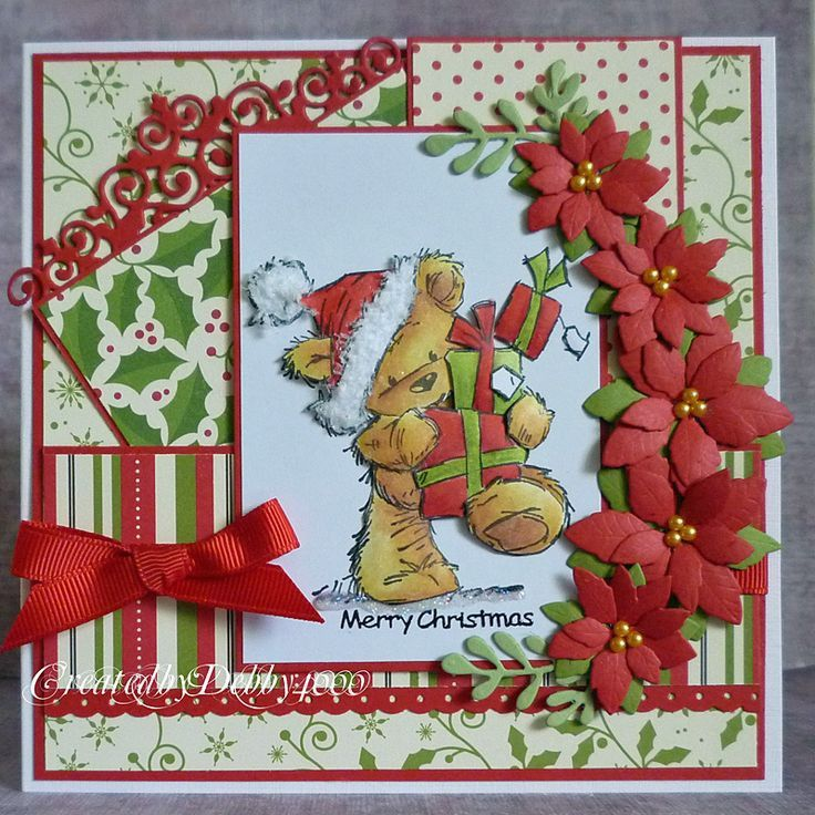 1715 best Cards - LOTV Christmas images on Pinterest | Xmas cards ...