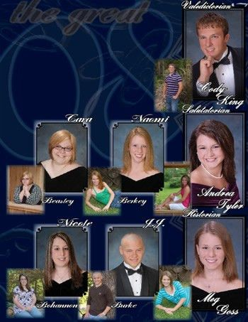 2008 Yearbook - Sample Pages - Locust Fork High School