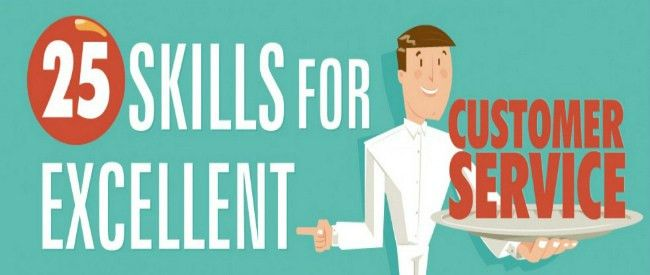Ecommerce Eye Candy - 25 Skills for Excellent Customer Service ...