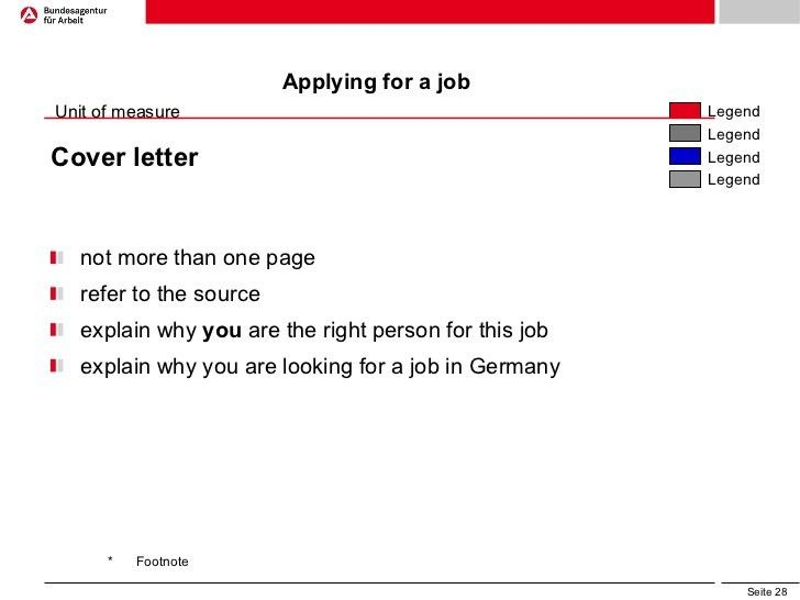Considering working in germany uni of westminster 01 02 2012