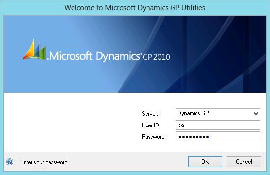 How To Install Microsoft Dynamics GP 2010 – Server Configuration ...