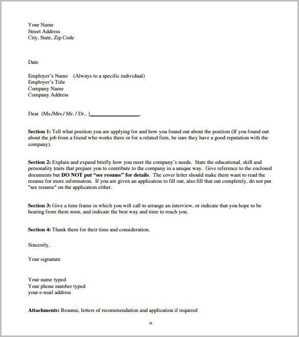 Sample Cover Letter for Job Opening: How to Write an Engaging Opening