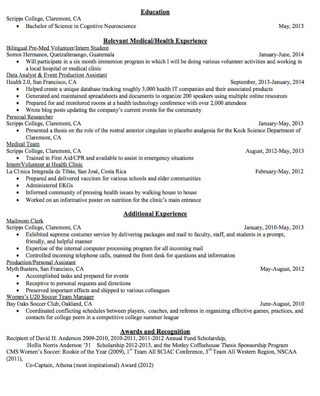 Sample Data Analyst Resume - http://resumesdesign.com/sample-data ...