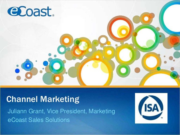 Channel Marketing Best Practices: Tactics to Drive Sales Performance