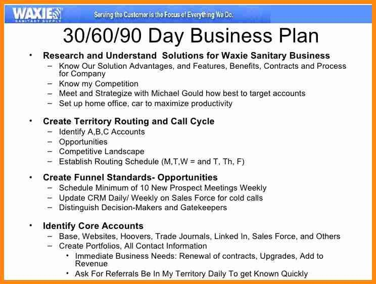 7+ 30 60 90 day sales plan template free sample | driver-resume