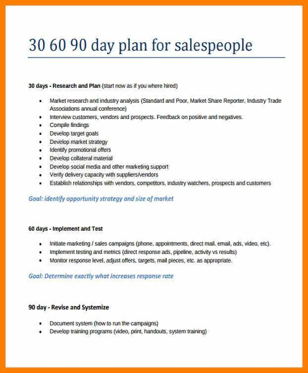 Sales Action Plan Template. Business Sales Action Plan Format ...