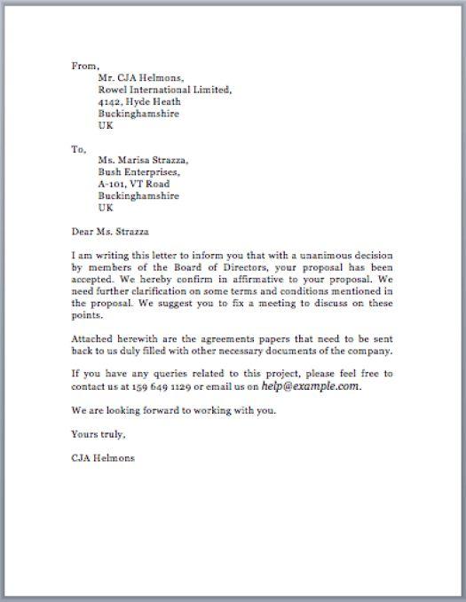 20+ Template For Promotion Proposal | 5 Interest Letter Sample ...