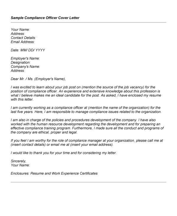 Program Manager Cover Letter Best Technical Project