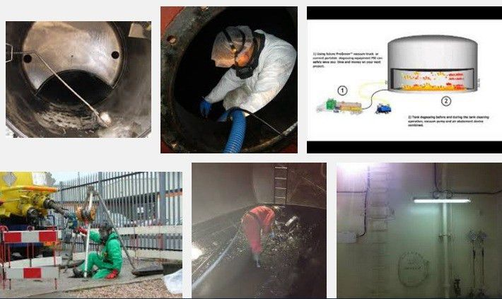 Fuel Oil Tank Cleaning Service And Maintenance | PT Mason Dwi Mitra