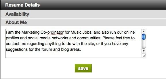 US Music Industry Jobs and Magazine
