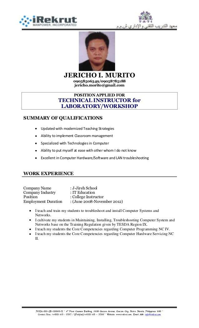 hardware resume format sample network engineer resume senior
